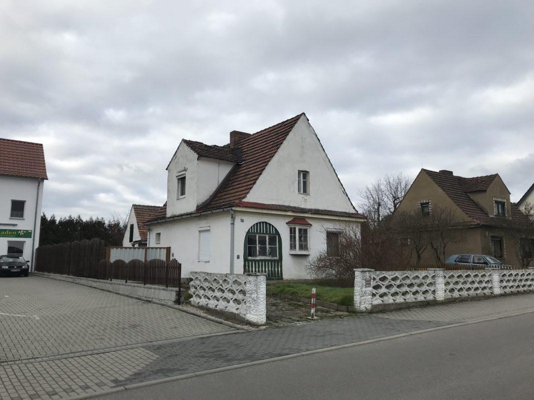 Wohnhaus / Grundstück in 03205 Calau